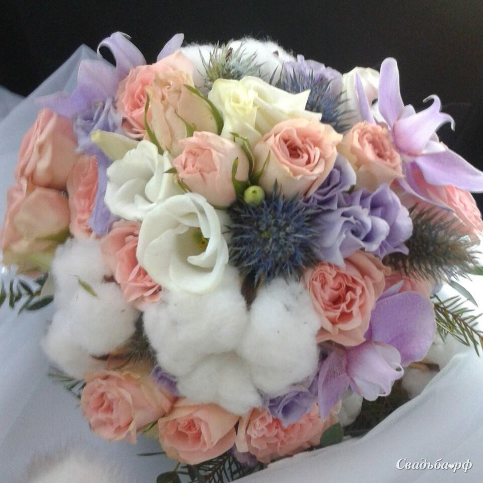 Букеты для невест в караганде